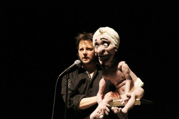 Andy Gross Ventriloquist
