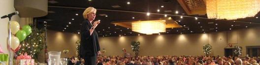 Speaker Jan McInnis - Hire a Comedian - Funny Business Agency