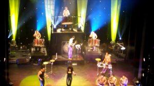 Rhythm Extreme big stage performance