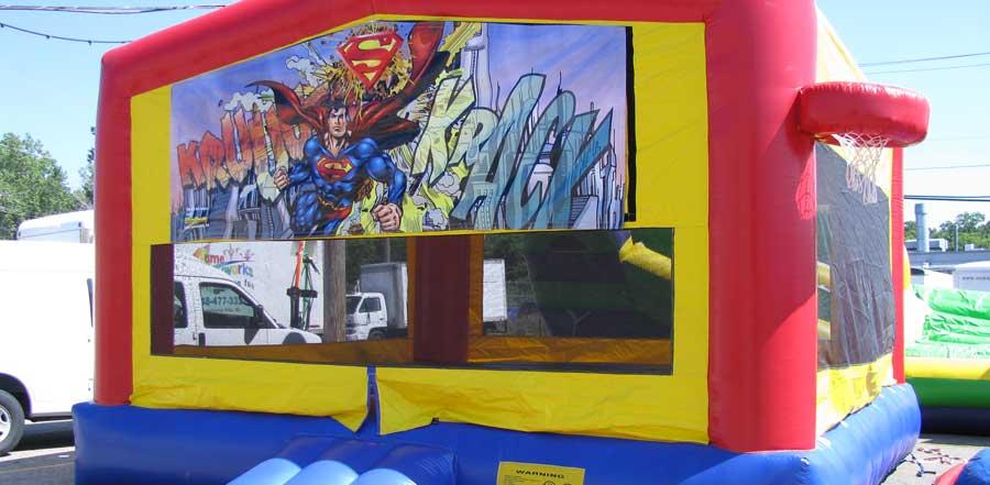 Superman Inflatable Michigan