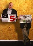 Bill Herz - Split Body - Funny Business Agency
