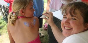 Book Airbrush Tattoos in Michigan