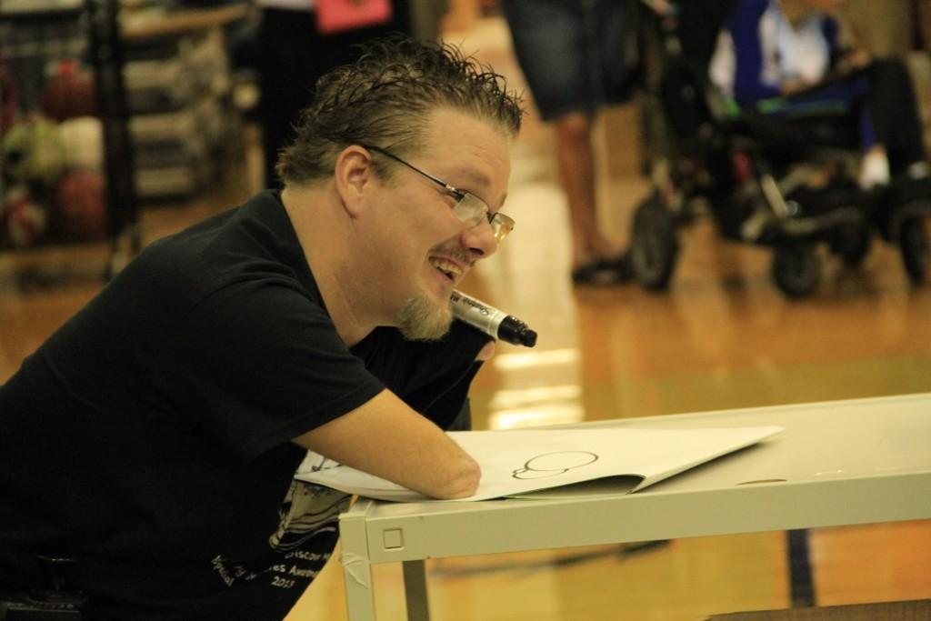 Brett Eastburn School Speaker