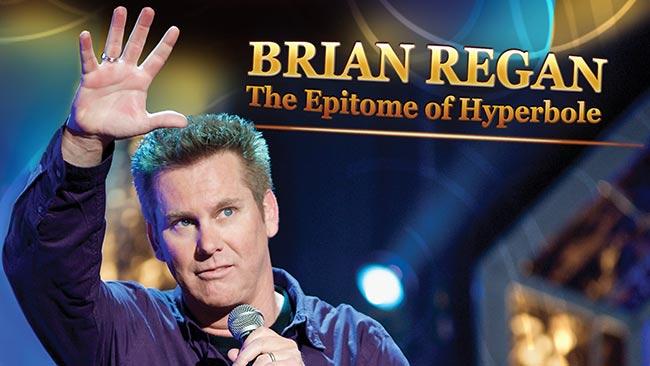 Book Clean Comedian Brian Regan