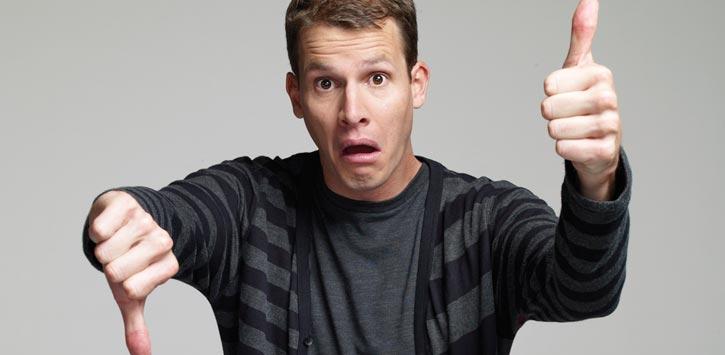 Daniel Tosh Comedian