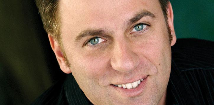 Hire John Heffron - Corporate Clean Comedian - Funny Business Agency