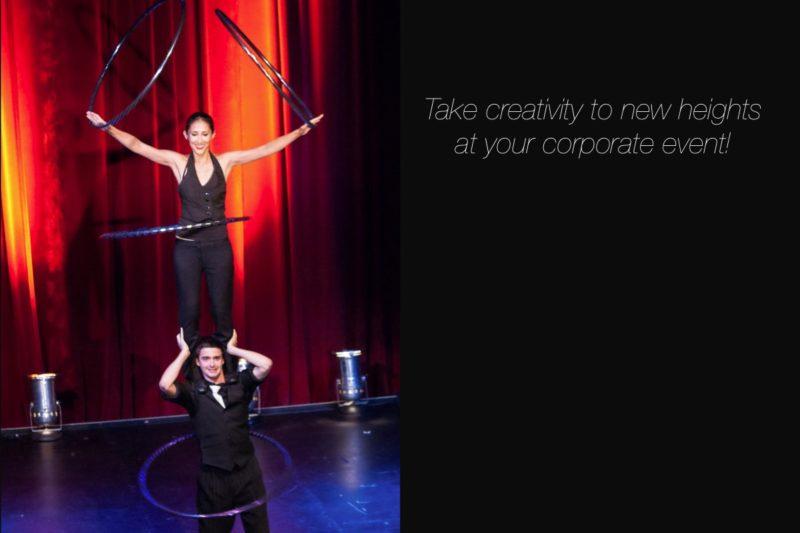 Crescent Circus hire
