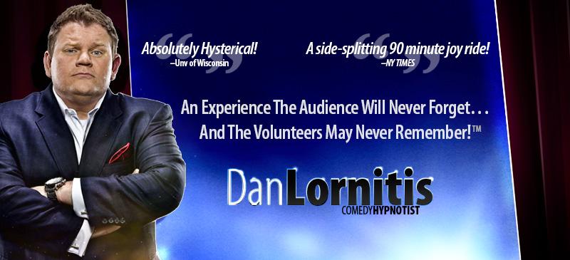 Corporate Hypnotist Dan Lornitis quotes
