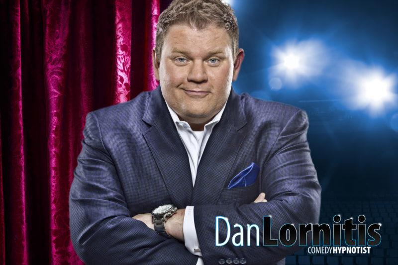 Corporate Hypnotist Dan Lornitis