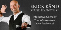 Book Erick Kand Corporate Hypnotist
