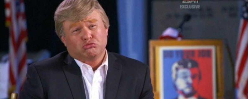 Hire Frank Caliendo -Trump Impersonator