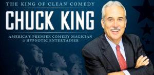 Book Chuck King Hypnotist