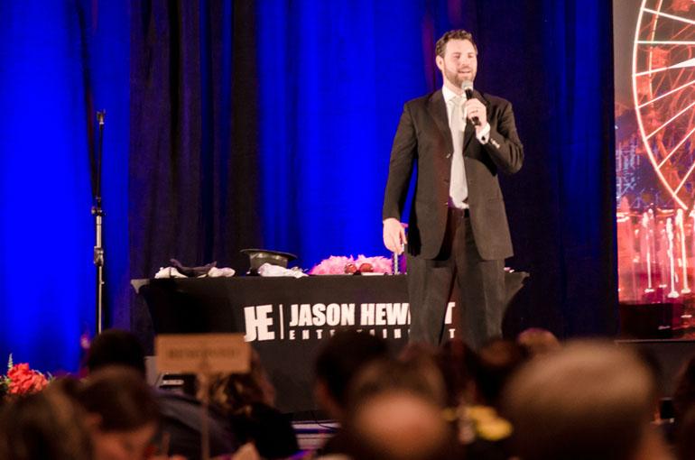 Jason Hewlett Funny Keynote Speaker