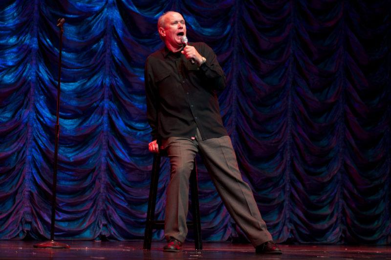 Jeff Jena on stage