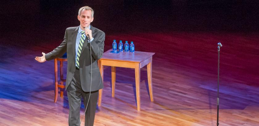 Hire John Garrett CPA Funny Speaker