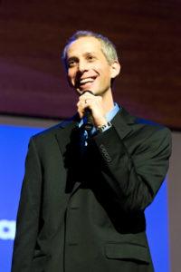 John Garrett performing