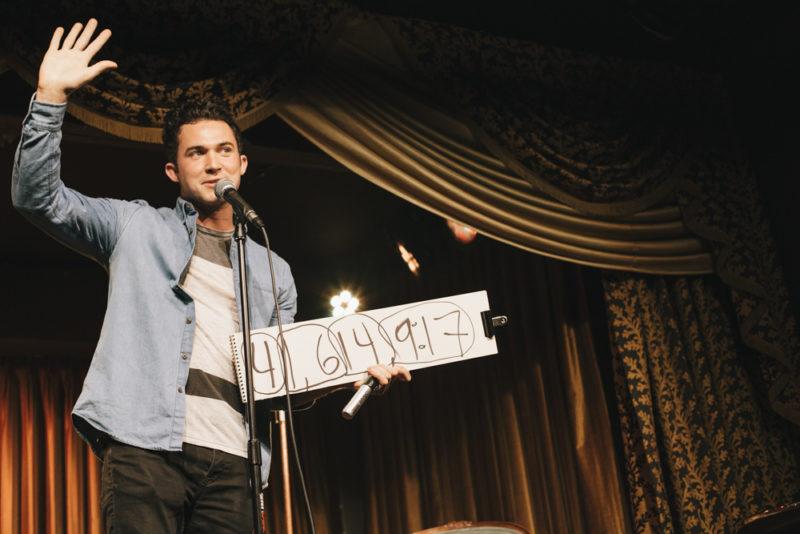 Justin Willman Magician