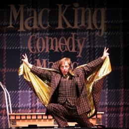 Hire Mac King