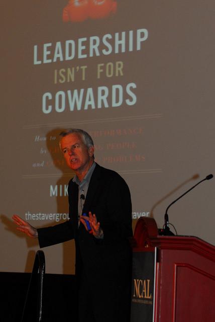 Mike Staver Leadership Speaker