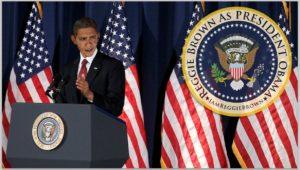 Book Obama impersonator