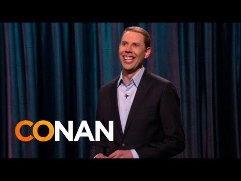 Ryan Hamitlon on CONAN