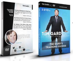 Tim Gard DVD's