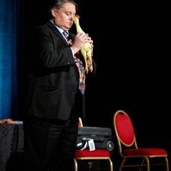 Tim Gard on Stage