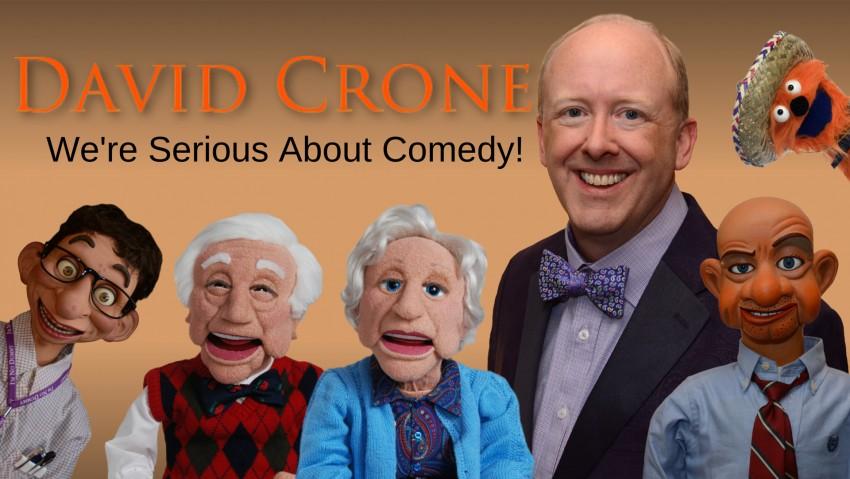 Stage Ventriloquist Dave Crone