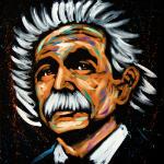 Tim Decker - Speed Painter - Einstein - Funny Business Agency