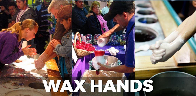 book wax hands rentals