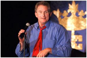 Clean comedian Greg Hahn