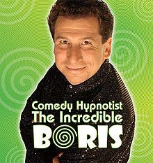 Comedy Hypnotist - The Incredible Boris