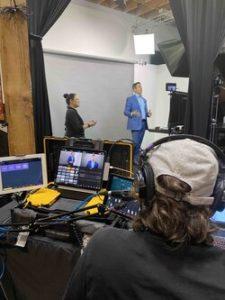 Jeff Civillico - Virtual Host - In Studio - Funny Business Agency