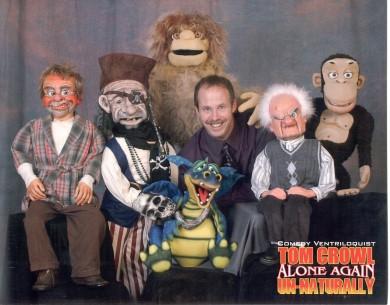 Tom Crowl Corporate Entertainment