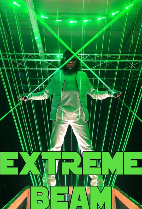 Extreme Beam Corporate Dance