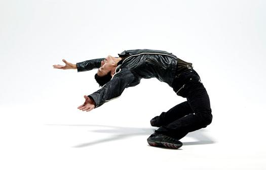 Book Kenichi Ebina Dance Performer