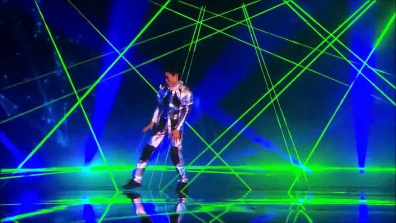 Hire Kenichi Ebina corporate dancer performer