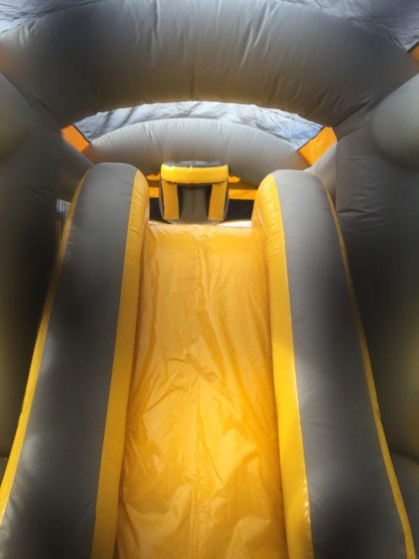School Bus Combo Inflatable