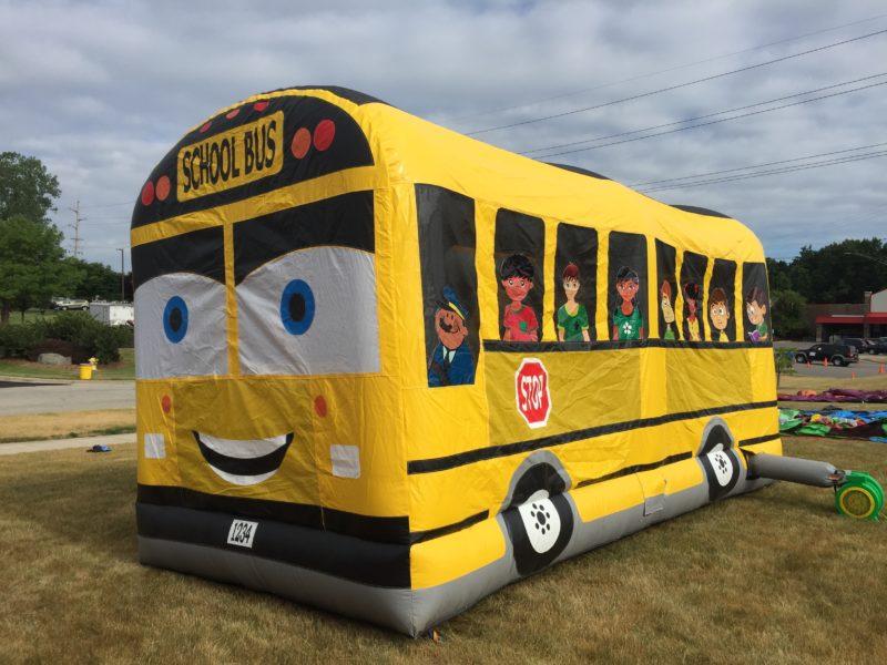 School Bus Combo