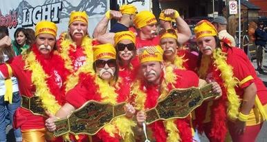 Scavenger Hunt Hulk Hogan