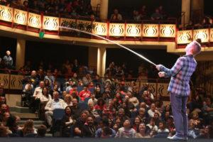 Eric Buss Funny Magician
