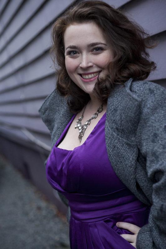 College Entertainment Comedian Lauren Krass.
