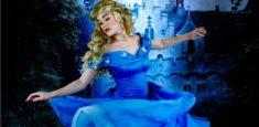 Cinderella Roving Character