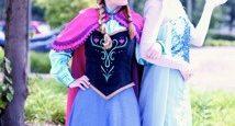 Elsa & Sister from Frozen