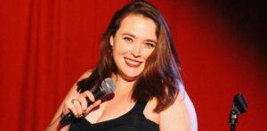 Comedian Lauren Krass 2019