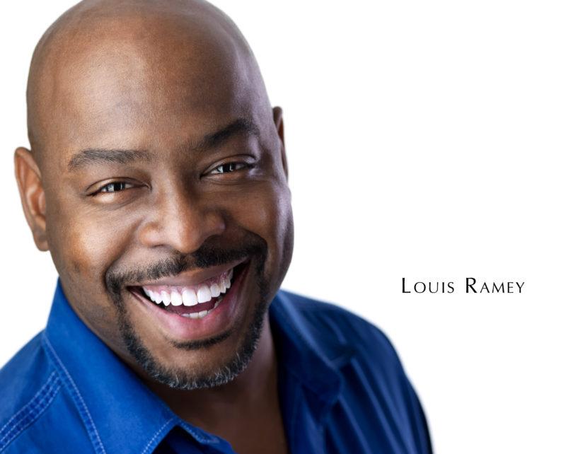 Louis Ramey Corporate Comedian smiling.