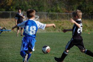 Soccer Hiring a Comedian