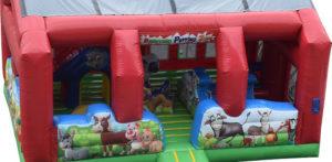 Book Barnyard Zoo Inflatable