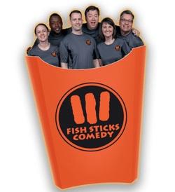 Fish Sticks Virtual Comedy Improv - Funny Business Agency