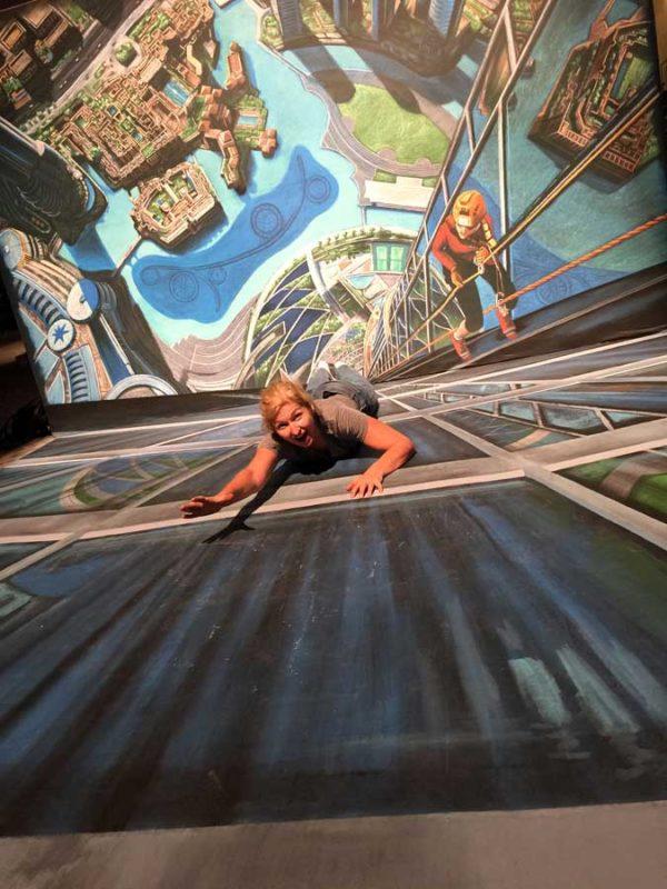 Book 3D Street Painter - Corporate Entertainment